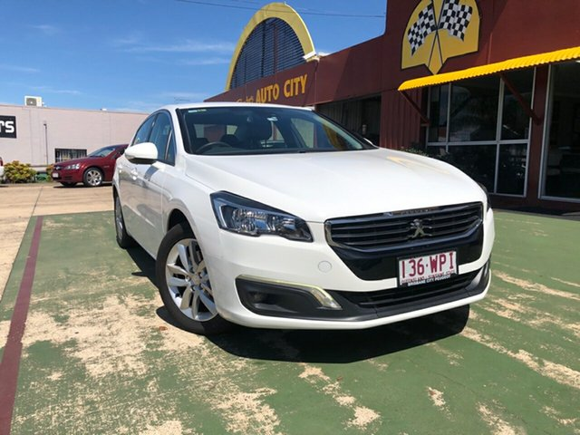 Used Peugeot 508 MY13 Active, 2014 Peugeot 508 MY13 Active 6 Speed Sports Automatic Sedan