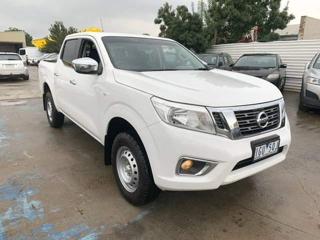 Used Nissan Navara D23 RX 4x2, 2015 Nissan Navara D23 RX 4x2 White 7 Speed Sports Automatic Utility