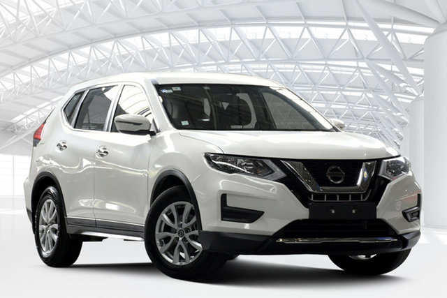 Used Nissan X-Trail T32 Series 2 ST (4WD), 2018 Nissan X-Trail T32 Series 2 ST (4WD) White Continuous Variable Wagon