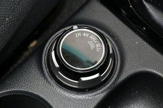 2017 Mitsubishi Triton MQ MY18 GLS (4x4) White 6 Speed Manual Dual Cab Utility