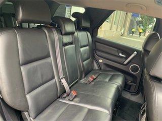2010 Ford Territory SY MkII Ghia Black Sports Automatic Wagon