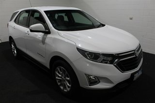 2018 Holden Equinox EQ MY18 LS FWD Summit White 6 Speed Sports Automatic Wagon.