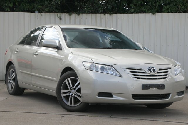 Used Toyota Camry ACV40R Altise, 2007 Toyota Camry ACV40R Altise Gold 5 Speed Automatic Sedan