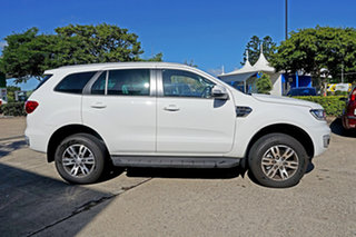 2019 Ford Everest UA II 2019.75MY Trend RWD Arctic White 10 Speed Sports Automatic Wagon