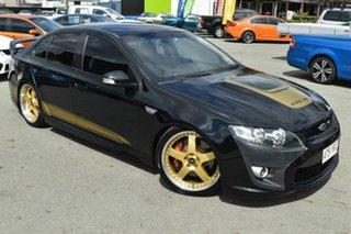 2008 FPV GT FG Black 6 Speed Manual Sedan.