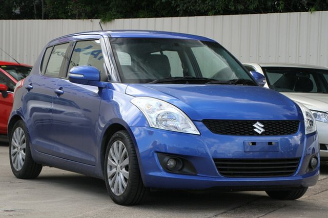 Used Suzuki Swift FZ GLX, 2011 Suzuki Swift FZ GLX 5 Speed Manual Hatchback