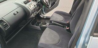 2005 Honda Jazz GD MY05 VTi Blue 5 Speed Manual Hatchback