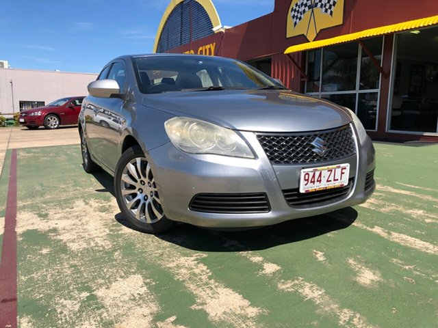 Used Suzuki Kizashi FR XL, 2010 Suzuki Kizashi FR XL 6 Speed Constant Variable Sedan
