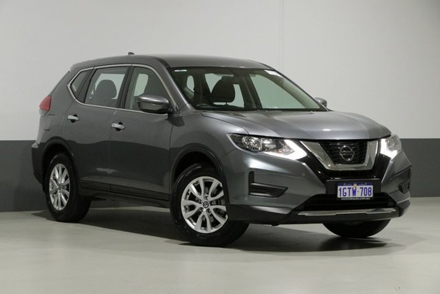 Used Nissan X-Trail T32 Series 2 ST (4WD), 2018 Nissan X-Trail T32 Series 2 ST (4WD) Grey Continuous Variable Wagon