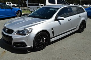 2013 Holden Commodore VF SS-V Redline Silver 6 Speed Automatic Sportswagon