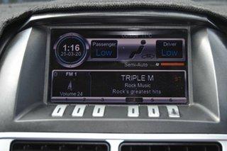 2008 FPV GT FG Black 6 Speed Manual Sedan
