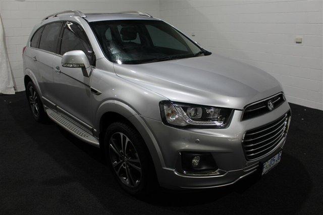 Used Holden Captiva CG MY16 LTZ AWD, 2016 Holden Captiva CG MY16 LTZ AWD Nitrate 6 Speed Sports Automatic Wagon