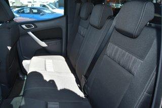 2014 Ford Ranger PX XLT 3.2 (4x4) Grey 6 Speed Automatic Dual Cab Utility