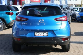 2016 Mazda CX-3 DK Maxx (FWD) Blue 6 Speed Automatic Wagon