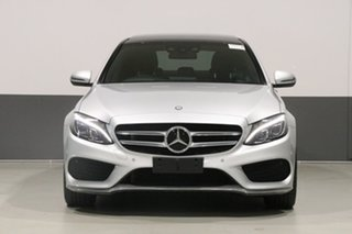 2016 Mercedes-Benz C250 205 MY16 Silver 7 Speed Automatic Sedan.