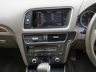 2015 Audi Q5 8R MY15 2.0 TDI Quattro Cuvee Silver 7 Speed Auto Dual Clutch Wagon