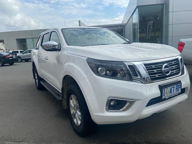 Demo Nissan Navara D23 S4 MY19 ST 4x2, 2019 Nissan Navara D23 S4 MY19 ST 4x2 Polar White 7 Speed Sports Automatic Utility