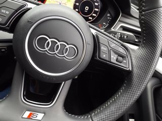 2017 Audi A5 F5 MY18 Sport S Tronic Quattro 7 Speed Sports Automatic Dual Clutch Coupe