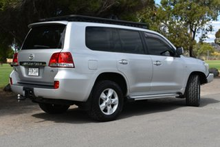 2011 Toyota Landcruiser VDJ200R MY10 Altitude Silver 6 Speed Sports Automatic Wagon