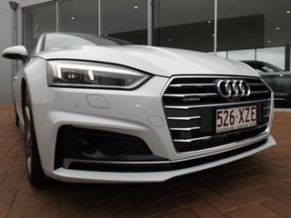 2017 Audi A5 F5 MY18 Sport S Tronic Quattro 7 Speed Sports Automatic Dual Clutch Coupe.