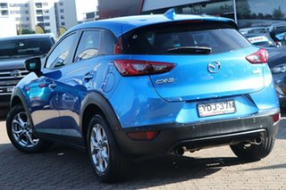 2016 Mazda CX-3 DK Maxx (FWD) Blue 6 Speed Automatic Wagon.