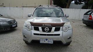 2011 Nissan X-Trail T31 Series IV ST Silver 6 Speed Manual Wagon