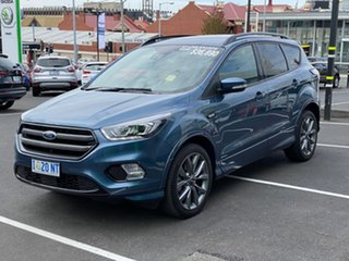 2019 Ford Escape ZG 2019.25MY ST-Line AWD Blue 6 Speed Sports Automatic Wagon