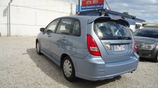 2002 Suzuki Liana RH416 Type 3 GS Blue 5 Speed Manual Hatchback.