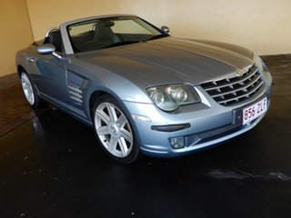 2004 Chrysler Crossfire ZH Roadster Silver 5 Speed Sequential Auto Convertible