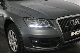 2012 Audi Q5 8R MY12 TDI S Tronic Quattro Monsoon Grey 7 Speed Sports Automatic Dual Clutch Wagon.