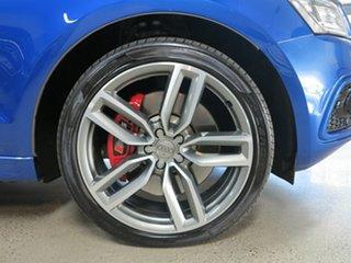 2015 Audi SQ5 8R MY16 TDI Tiptronic Quattro Sepang Blue 8 Speed Sports Automatic Wagon