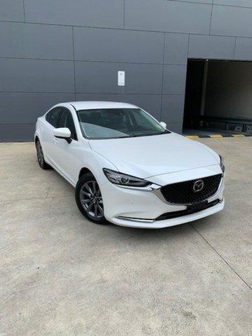 New Mazda 6 GL1033 Touring SKYACTIV-Drive, 2019 Mazda 6 GL1033 Touring SKYACTIV-Drive Snowflake White 6 Speed Sports Automatic Sedan