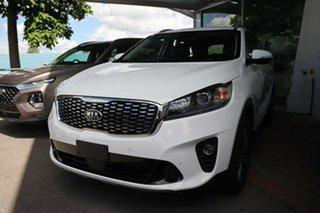 2018 Kia Sorento UM MY19 Sport AWD Clear White 8 Speed Sports Automatic Wagon.
