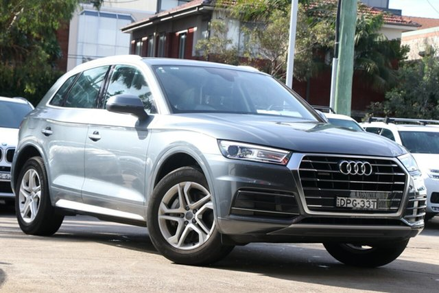 Used Audi Q5 FY MY17 2.0 TDI Quattro Design, 2017 Audi Q5 FY MY17 2.0 TDI Quattro Design Grey 7 Speed Auto S-Tronic Wagon