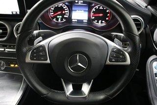 2016 Mercedes-Benz C250 205 MY16 Silver 7 Speed Automatic Sedan