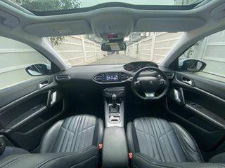 2015 Peugeot 308 T9 Allure Premium White 6 Speed Sports Automatic Hatchback