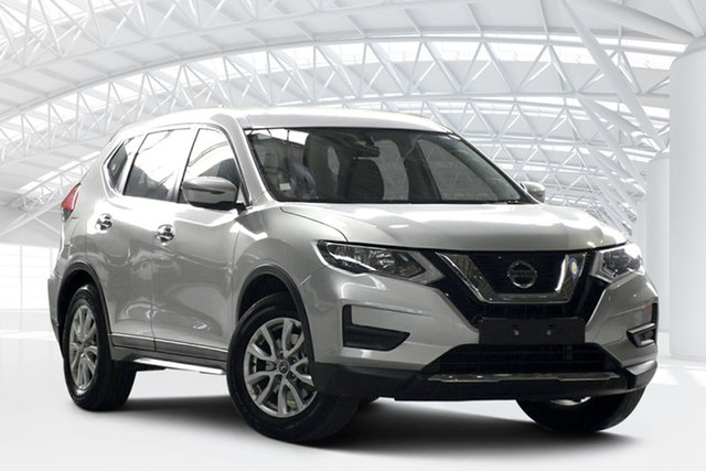 Used Nissan X-Trail T32 Series 2 ST (2WD), 2018 Nissan X-Trail T32 Series 2 ST (2WD) Silver Continuous Variable Wagon