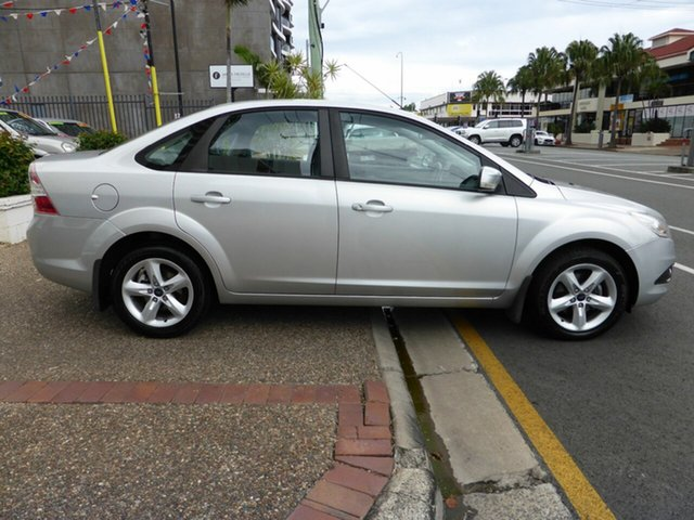 Used Ford Focus LV LX, 2010 Ford Focus LV LX Silver 4 Speed Automatic Sedan