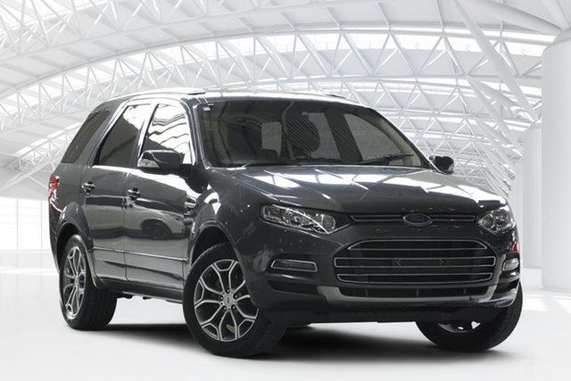 Used Ford Territory SZ Titanium (RWD), 2013 Ford Territory SZ Titanium (RWD) Smoke 6 Speed Automatic Wagon