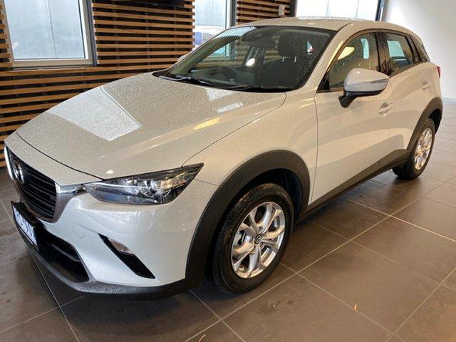 Demo Mazda CX-3 DK MY19 Maxx Sport (FWD), 2019 Mazda CX-3 DK MY19 Maxx Sport (FWD) Ceramic 6 Speed Automatic Wagon