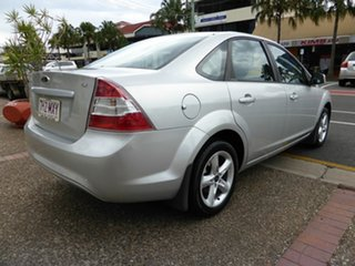 2010 Ford Focus LV LX Silver 4 Speed Automatic Sedan