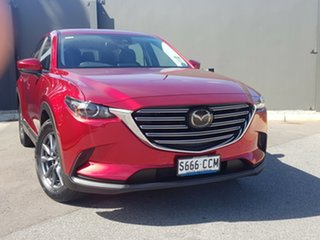 2019 Mazda CX-9 TC Sport SKYACTIV-Drive Soul Red Crystal 6 Speed Sports Automatic Wagon