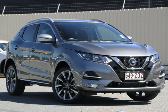 Demo Nissan Qashqai J11 Series 3 MY20 N-SPORT X-tronic, 2019 Nissan Qashqai J11 Series 3 MY20 N-SPORT X-tronic Gun Metallic 1 Speed Constant Variable Wagon