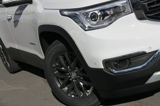 2019 Holden Acadia AC MY19 LT (2WD) Summit White 9 Speed Automatic Wagon.