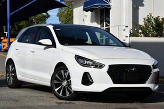 2020 Hyundai i30 PD2 MY20 Premium D-CT A5g 7 Speed Sports Automatic Dual Clutch Hatchback.