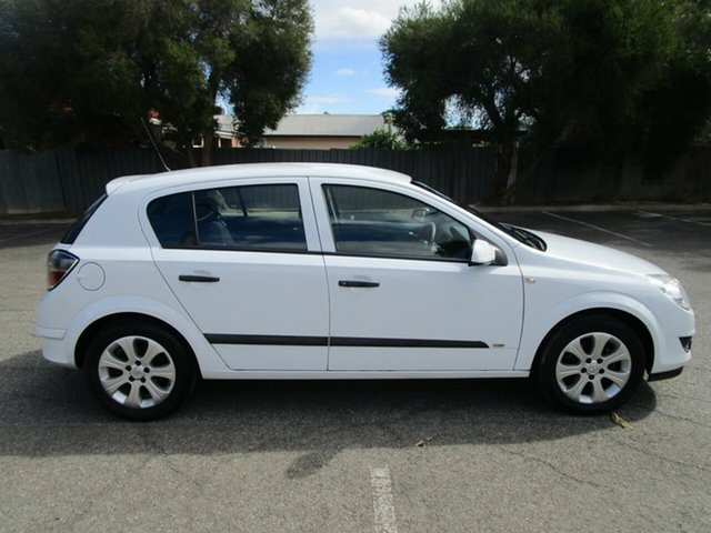 Used Holden Astra AH MY08.5 60th Anniversary, 2008 Holden Astra AH MY08.5 60th Anniversary 4 Speed Automatic Hatchback