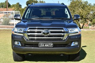2018 Toyota Landcruiser VDJ200R Sahara Grey 6 Speed Sports Automatic Wagon