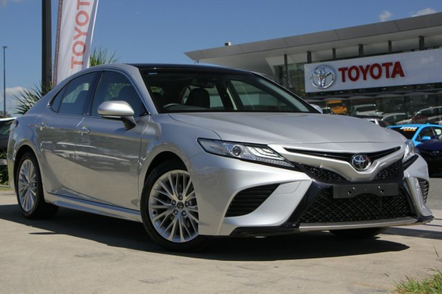 Used Toyota Camry ASV70R SL, 2018 Toyota Camry ASV70R SL Silver 6 Speed Sports Automatic Sedan