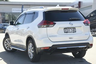 2019 Nissan X-Trail T32 Series 2 ST-L (2WD) White Continuous Variable Wagon.