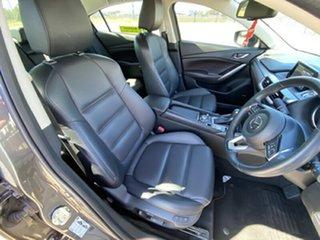 2017 Mazda 6 GL1031 Touring SKYACTIV-Drive Grey 6 Speed Sports Automatic Sedan